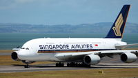 9V-SKI @ NZAA - Singapore Airlines - by Jan Buisman