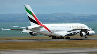 A6-EEM @ NZAA - Emirates - by Jan Buisman