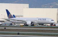 N27965 @ KLAX - Boeing 787-9 - by Mark Pasqualino
