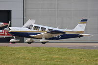 N129SC @ EGSH - Parked at Norwich. - by Graham Reeve
