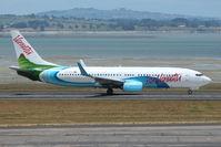 YJ-AV8 @ NZAA - Air Vanuatu - by Jan Buisman