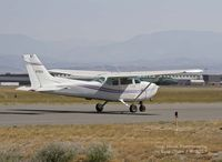 N73524 @ KHLN - Cessna 172 at HLN - by Eric Olsen