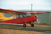 C-FNPJ @ CEG3 - This aircraft was so much fun! - by Katherine Curtis