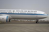 9K-GBB @ OKBK - Kuwait Aviation Show 2018 - by Roberto Cassar