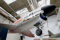 55-4841 @ LFPB - North American F-86K Sabre, Air & Space Museum Paris-Le Bourget (LFPB) - by Yves-Q