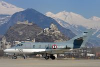 101 @ LSGS - Swiss Snow Tiger NATO Mini Tigermeet in Sion saw also participants from french Aéronavale - by Grimmi