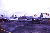 D-8331 @ EBST - RNLAF F-104G @ EBST - by Guy Vandersteen