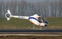 PH-HCF @ EHLE - Lelystad Airport