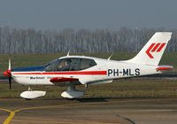 PH-MLS @ EHLE - Lelystad Airport
