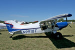 N9918T @ F23 - At the 2016 Ranger, Texas Fly-in