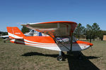 N8083X @ F23 - At the 2016 Ranger, Texas Fly-in