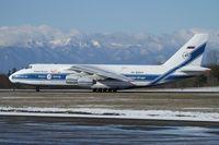 RA-82044 @ KPAE - PAE/KPAE departing to KISO