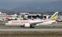 ET-AOR @ KLAX - Boeing 787-8