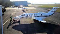 D-IMMM @ EDQD - D-IMMM Bayreuth Airport - by flythomas