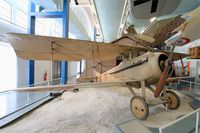 S254 @ LFPB - SPAD S-VII, Air & Space Museum Paris-Le Bourget Airport (LFPB-LBG) - by Yves-Q