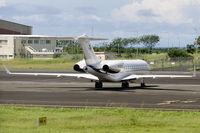 N178HT @ FIMP - On the apron at SSRIA.