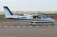 OY-MNS @ EHLE - Lelystad Airport - by Jan Bekker