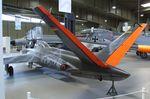 AA-014 - Fouga CM.170R Magister at the Luftwaffenmuseum, Berlin-Gatow - by Ingo Warnecke