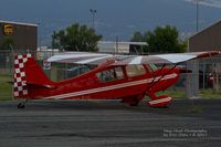 N9561S @ KHLN - Champion in Helena. - by Eric Olsen