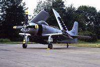 126965 @ EBST - Skyraider 126965 at EBST - by Guy Vandersteen