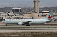 C-FCAF @ KLAX - Boeing 767-300 - by Mark Pasqualino