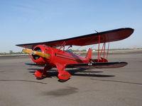 N7006V @ KFFZ - Falcon Warbirds Monthly Fly-In Breakfest