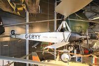 G-EBYY @ LFPB - Avro Cierva C-8L Mk2, Air & Space Museum Paris-Le Bourget (LFPB) - by Yves-Q