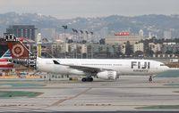 DQ-FJU @ KLAX - Airbus A330-243