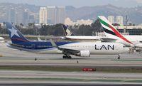 CC-CXC @ KLAX - Boeing 767-300ER