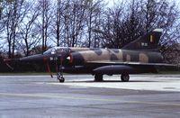 BR23 @ EBST - BAF Mirage 5BR BR23 at EBST (eighties) - by Guy Vandersteen