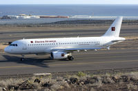 LZ-EAA @ GCTS - First visit to Tenerife South Airport - by Manuel EstevezR