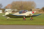G-AZHC @ EGBR - at Breighton - by Chris Hall