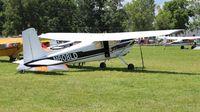 N608LD @ OSH - Cessna 180A
