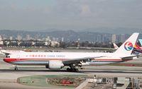 B-2076 @ KLAX - Boeing 777-F6N