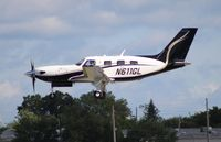 N611GL @ ORL - Piper M500
