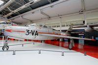 28875 @ LFPB - Republic F-84F Thunderstreak, Air and Space Museum, Paris-Le Bourget (LFPB-LBG) - by Yves-Q