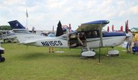 N615CS @ LAL - Cessna 206H