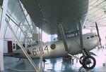 MM1208 - Ansaldo AC.2 (Dewoitine D.1) at the Museo storico dell'Aeronautica Militare, Vigna di Valle - by Ingo Warnecke