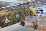 MM5643 - FIAT CR.42 Falco at the Museo storico dell'Aeronautica Militare, Vigna di Valle - by Ingo Warnecke