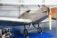 609 @ LFPB - Junkers F.13, Air & Space Museum Paris-Le Bourget Airport (LFPB-LBG) - by Yves-Q