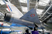F-ZWUI @ LFPB - Nord 1500 Griffon II, Air & Space Museum Paris-Le Bourget (LFPB) - by Yves-Q