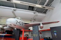 4 @ LFPB - Sud-Est SE-535 Mistral, Air & Space Museum Paris-Le Bourget (LFPB) - by Yves-Q