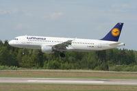 D-AIPS @ ESSA - Lufthansa - by Jan Buisman