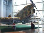 MM52757 - Nardi FN.305 (Piaggio) at the Museo storico dell'Aeronautica Militare, Vigna di Valle - by Ingo Warnecke