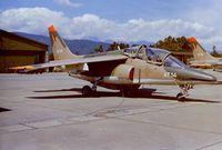 AT14 @ LFKS - BAF Alpha Jet AT-14 at LFKS 1986 - by Guy Vandersteen