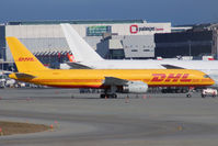 G-DHKX @ LSGG - Parked