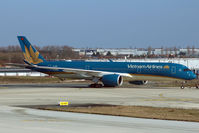 VN-A892 @ LFPG - Taxiing