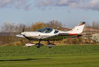 G-JAYZ @ EGBR - Nice looking aircraft - by dave marshall