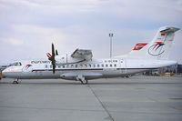 D-BCRM @ LOWW - In old Eurowings colours before Eurowings was absorbed by Lufthansa