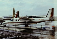 N57108 @ EGLF - At the 1974 SBAC show, copied from slide. - by kenvidkid